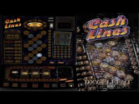 Cash Lines | SLOT MACHINE | HD