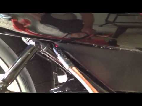 No Jumper Cables How To Jump Start Motorcycle