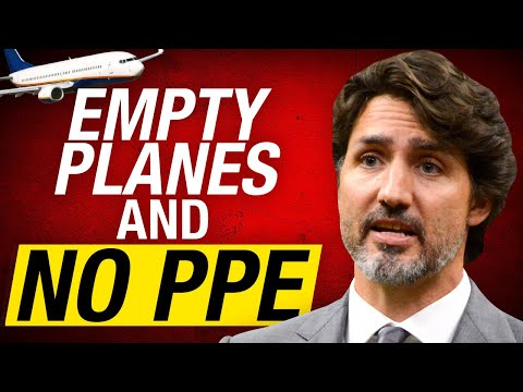 EMAILS: Trudeau's Métis Nation scandal? Canada left PPE on Chinese tarmac last year
