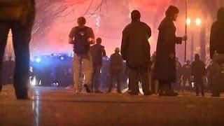 بالفيديو...إضرام نار واحتجاجات في المدن الأمريكية عقب فوز ترامب