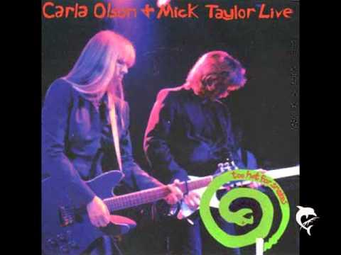 Carla Olson & Mick Taylor - Slow Rollin' Train