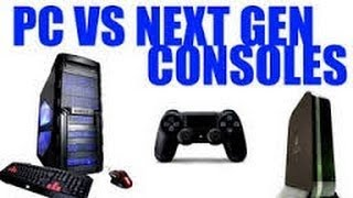 PC vs Next-Gen console discussion: FT AvrgEveryDayGamers (Battlefield 3 gameplay)