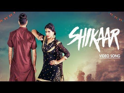 Shikaar | New Punjabi Song | Khushboo Kaur | Latest Punjabi Songs 2018 | Yellow Music