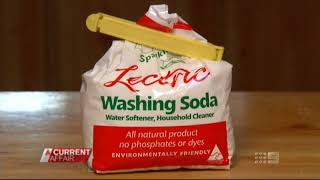 ACA Miracle Spray Cleaner- Lectric Washing Soda