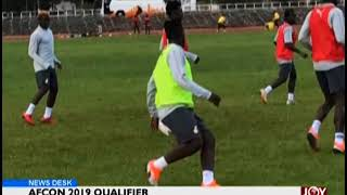 AFCON 2019 Qualifier - Sports Desk on JoyNews (5-9-18)