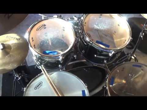 Premier  - XPK drumset
