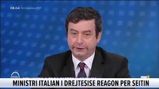 Ekstradimi i Seitit, ministri italian i Drejtësisë falenderon Shqipërinë