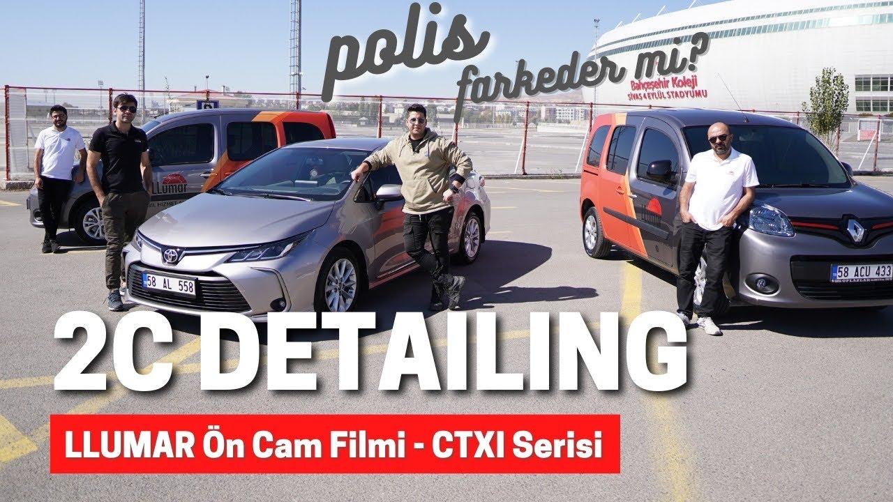 Download Polisin Ceza Yazmadığı Ön Cam Filmi | Ön Cam Filmi Yasak Mı? | Otomobil Günlüklerim | 2C Detailing