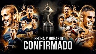SUPER FINAL | ¡FECHA Y HORARIO CONFIRMADO!