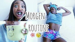 MORGEN ROUTINE ♥ | Wochenende & Ferien