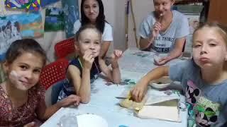 Летний тематический лагерь для детей от 5 до 12 лет в детском развивающем центре Арт-клубок!