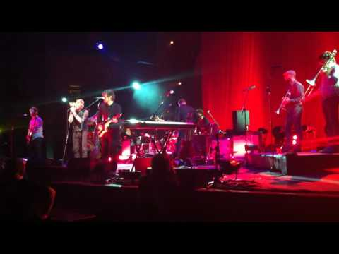 The National - Bloodbuzz Ohio Live @ The Prospect Park Bandshell