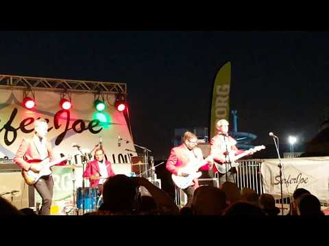 "The Huntington Cads ""Western Skies"" @ Surfer Joe 2017"