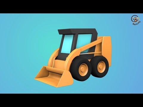Мультики про машинки - YouTube