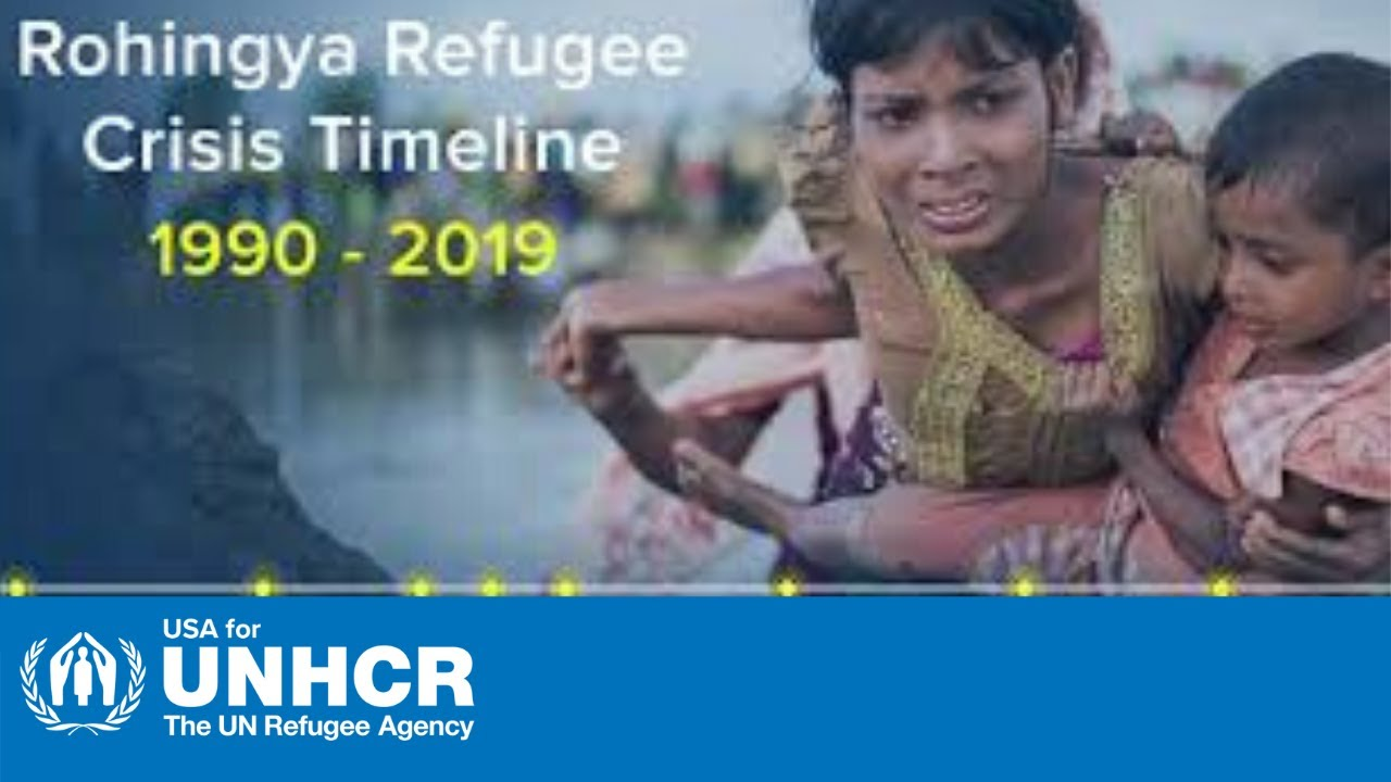 Rohingya Refugee Crisis Timeline