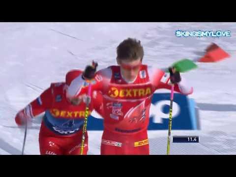 Tour De Ski 04.01.20 | Sprint Final Men`s  | Val Di Fiemme