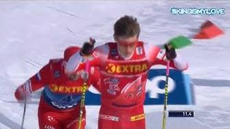Tour de Ski 04.01.20   Sprint Final Men`s    Val di Fiemme