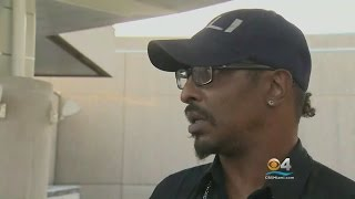 Muhammad Ali Jr. Questioned At Airport For 2nd Time In 4 Weeks CBS Miami's Carey Codd reports.