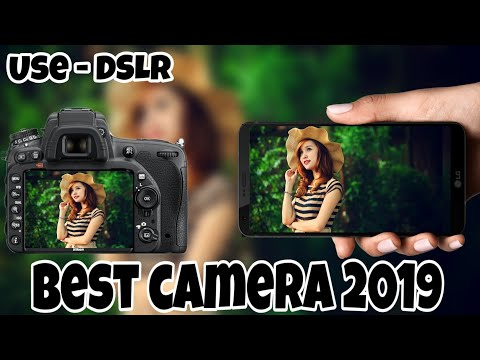 Dslr camera best app 2019   DSLR    Android bangla tips