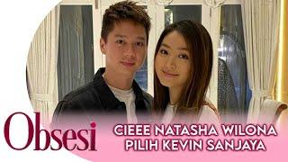 Download lagu Cieeee Natasha Wilona Pilih Kevin Sanjaya | OBSESI GTV