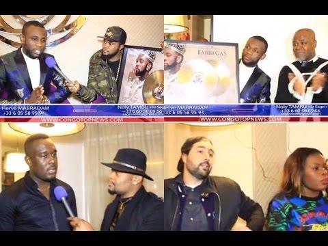 FABREGAS Maestro Face a La Presse, Alakisi Ba Preuve Nionso Ya DISC D'OR, Aseki Ba Musiciens Jaloux