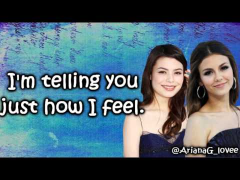Leave it all to shine - Victoria Justice Ft. Miranda Cosgrove (lyrics)