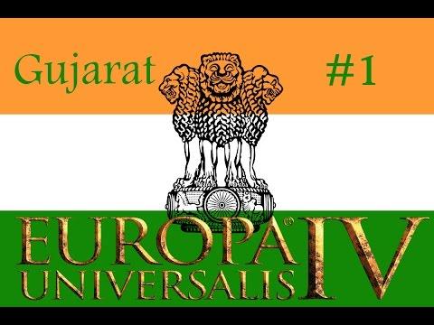 Gujarat Europa Universalis 4 Let's Play #1