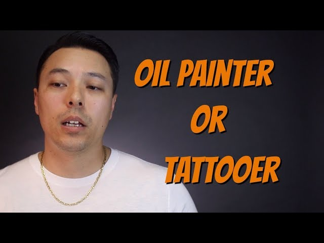 Why I Decided to be a Tattooer Instead of a Fine Artist