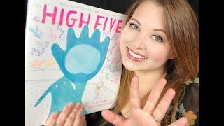 Storytime Sunday: High Five by Adam Rubin