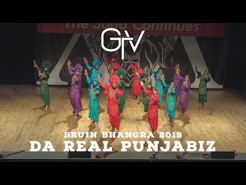 Da Real Punjabiz – Bruin Bhangra 2019