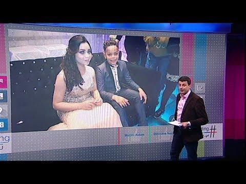 بالفيديو..حفل خطوبة طفلين قاصرين في #مصر يثير ضجة #بي_بي_سي_ترندينغ  - نشر قبل 22 دقيقة