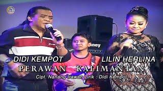 Download lagu Didi Kempot Feat Lilin Herlina -  Perawan Kalimantan ( Official Music Video )