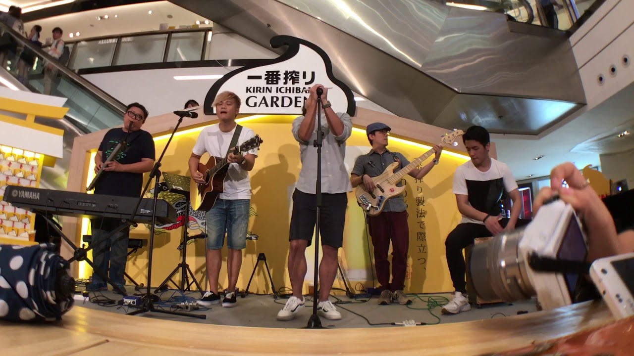 20170901 Blaster 遊園地@ Kirin Ichiban Garden - YouTube