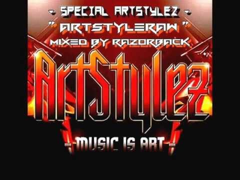 """ArtStyleRaw - Mixed By RaZorBacK """" Hardstyle RaW """""""
