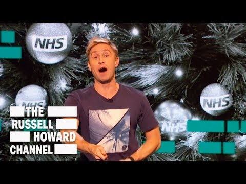 This Christmas, let's appreciate the gift that is the NHS - The Russell Howard Hour