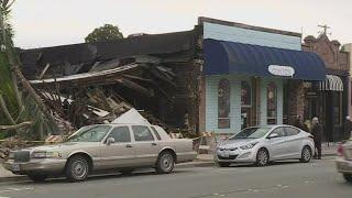 Fire Nearly Destroys Suisun City Comic Book Store
