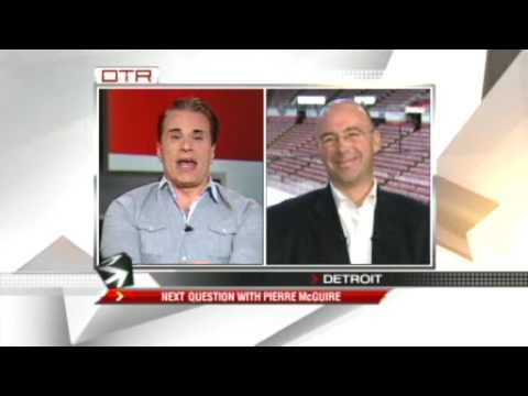 Off the Record: Next Question with Pierre McGuire