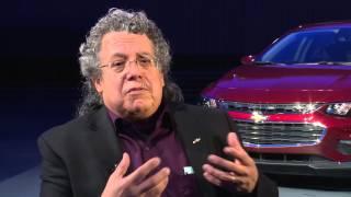 2016 Chevrolet Malibu detailed by chief engineer Jesse Ortega