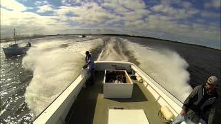 Lady Luck at the 2015 Poquoson Workboat Races