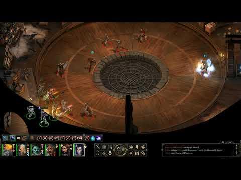 Pillars of Eternity Evil Playthrough in Hard (HD) - Adaryc |