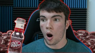TRYING THE JELLY BELLY DR PEPPER JELLY BEANS?!