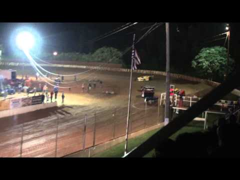 Lake Cumberland Speedway 7.31.10 NASRA Late Model Feature