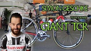 Simon Geschke Giant TCR / Team Sunweb 2017