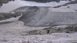 Wind River Backpacking Highlights:  Titcomb Basin/Knapsack Col/Island Lake/Porcupine Pass 4K
