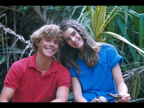Hallmark ROMANCE  The Blue Lagoon Stars: Brooke Shields, Christopher Atkins, Leo McKern