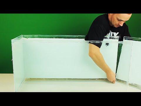 HOW TO: take an aquarium apart TUTORIAL