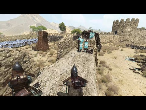 DEFENSE OF CHAIKAND CASTLE - Mount & Blade 2 BANNERLORD |