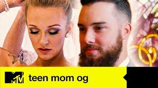 Die große Hochzeit | Teen Mom OG | MTV Deutschland