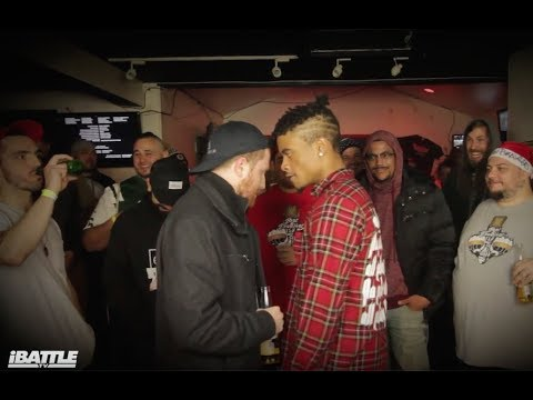 RED FLAG vs TREY 30 - iBattleTV