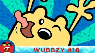 The No Laughing Contest Fredbot Children 39 s Cartoon Wow Wow Wubbzy